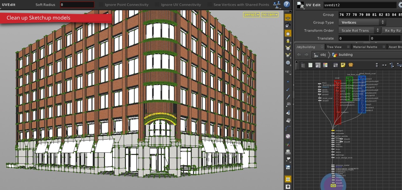 Boston Rendering - PixateCreative