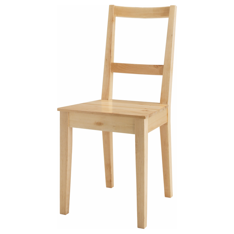 Bertil Chair produced with 3D rendering by IKEA