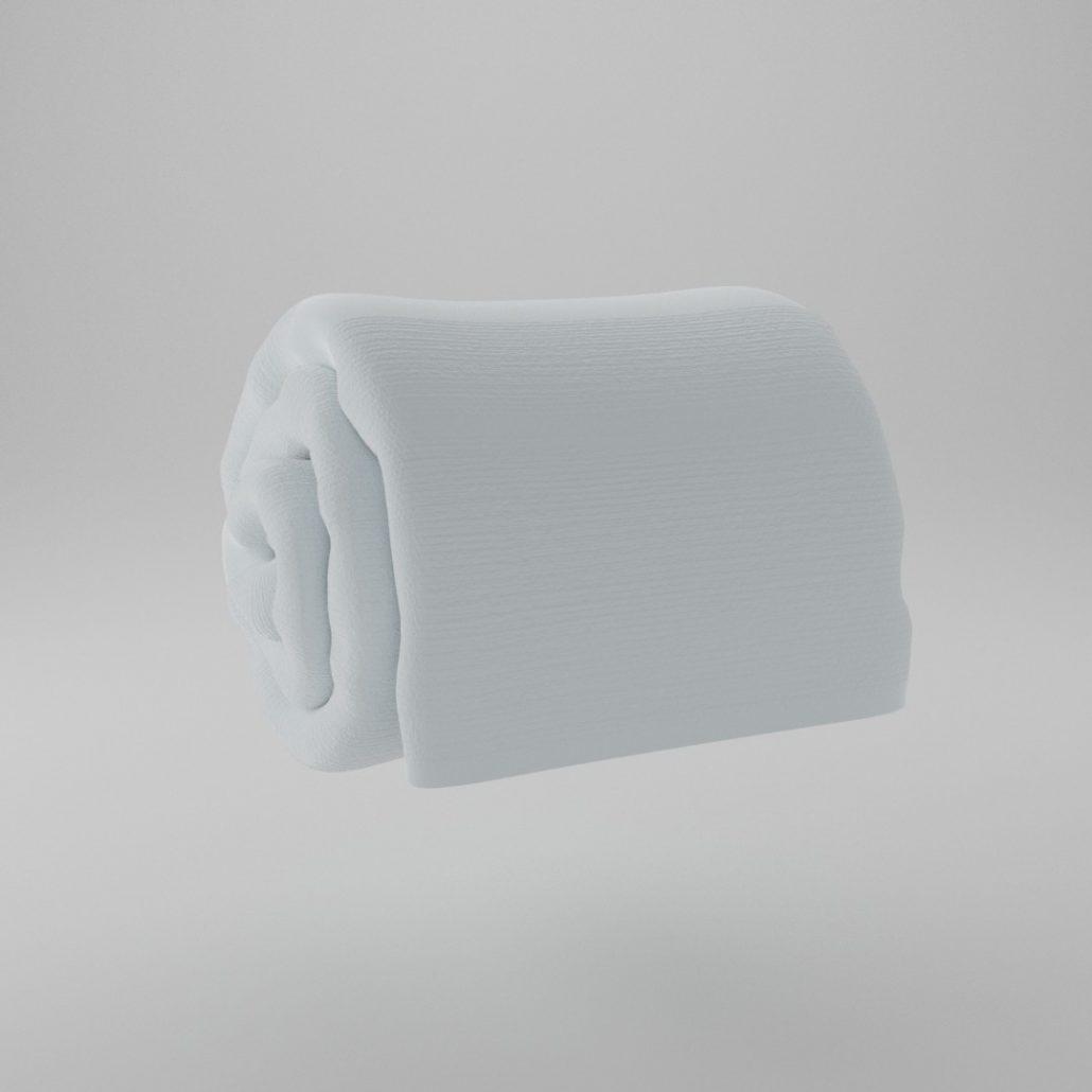 Rolled Towels In Bathroom: PixateCreative