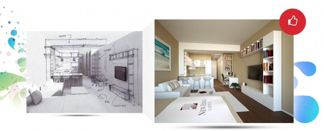 Professional 3D Rendering Services