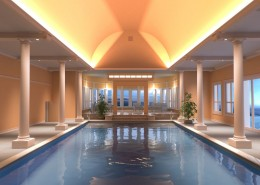 Professional 3D Home & Pool Renderings